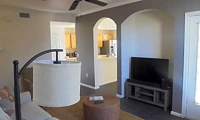 Living Room, 10075 Gate Parkway N #1106, 2