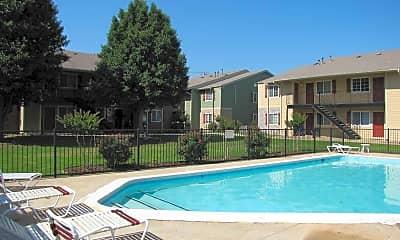 Pool, Hampton Hills, 1