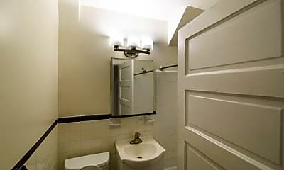 Bathroom, 125 S 21st St, 2