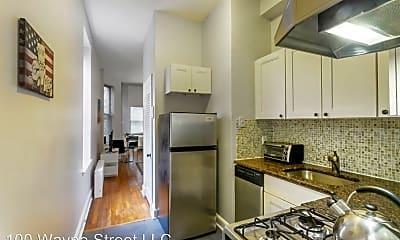 Kitchen, 100 Wayne Street, 1