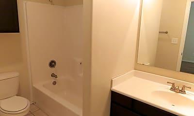 Bathroom, 10604 Chicago Ave, 2