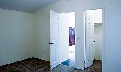 Bedroom, West Park Plaza, 2