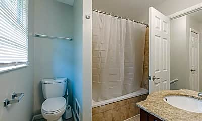 Bathroom, Room for Rent -  a 6 minute walk to bus 34, 0