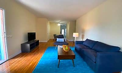 Living Room, 1240 11th St 12, 1