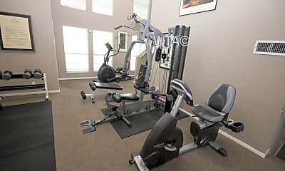 Fitness Weight Room, 7458 Louis Pasteur, 1