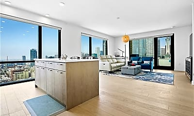 Living Room, 400 S Broadway 3207, 1