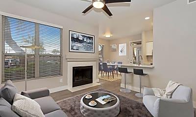 Living Room, The Retreat, 0