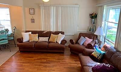 Living Room, 1608 Colorado St, 0