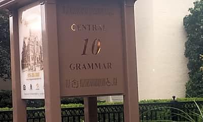 Central Grammar Apartments, 1