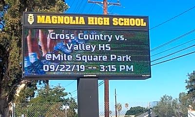 Community Signage, 2103 W Juno Ave C, 2