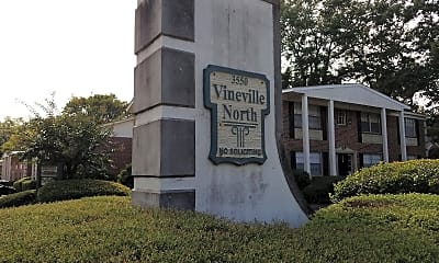 Vineville North Apartments, 1