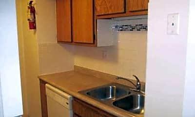 Kitchen, Admiral Apartments, 1