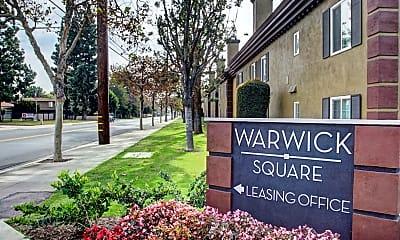 Warwick Square, 2
