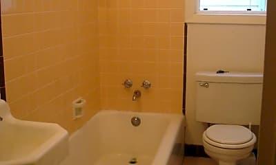 Bathroom, 400 Locust Street, 2