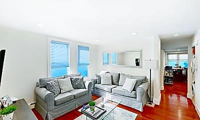 Bedroom, 143 L Street, unit 3, 0