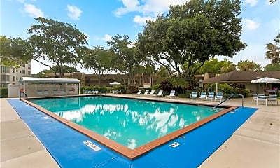 Pool, 3900 Oaks Clubhouse Dr 409, 2