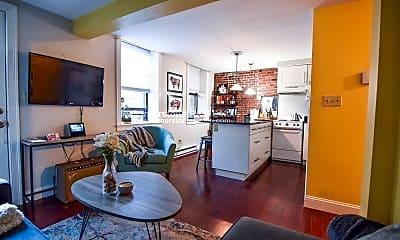 Living Room, 200 Northampton St, 1