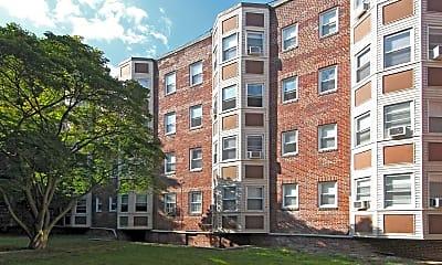 Building, Copley Manor Apartments, 0
