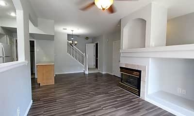 Living Room, 9408 E Florida Avenue, 0