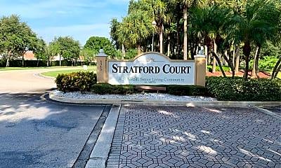 Stratford Court Of Boca Pointe, 1