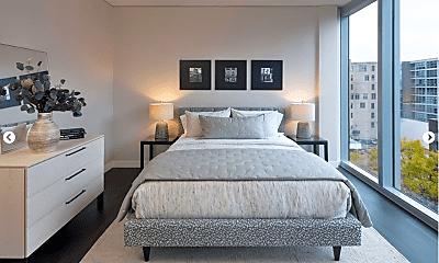 Bedroom, 207 S Peoria St, 1