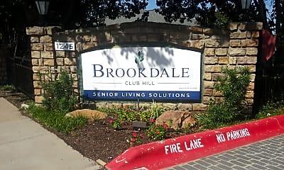 Brookdale Club Hill, 1