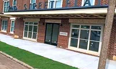 Building, 2nd Street Flats, 2