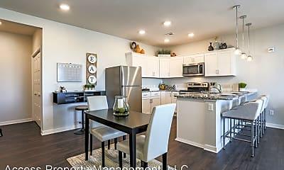 Kitchen, 3412 Dodge St, 1