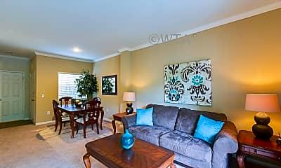 Living Room, 11020 Huebner, 0