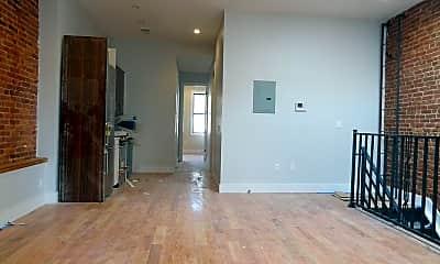 Living Room, 737 Bushwick Avenue Apt 3, 1