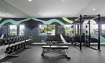 Fitness Weight Room, 32468 Crown Valley Pkwy, 2