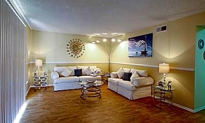 Living Room, Villa Del Sol Apartments, 0