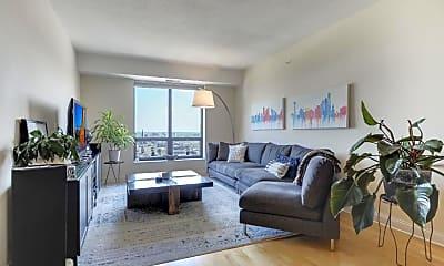 Living Room, 100 3rd Ave S 2101, 0