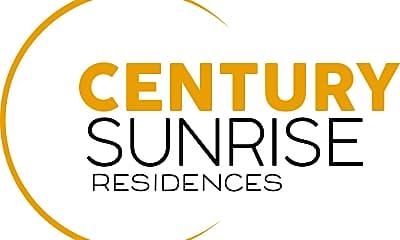 Century Sunrise Residences, 1