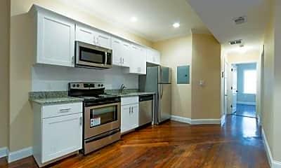 Kitchen, 94 Bragdon St, 1
