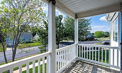 Patio / Deck, 85I Winthrop Rd, 2