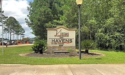 The Havens of Lake Charles, 1