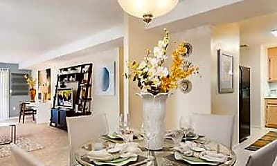 Dining Room, 40 Waterfall Dr, 2
