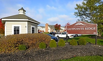 Community Signage, The Residences at Eastpointe Ridge, 1