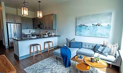 Living Room, 1226 Pennsylvania St, 0