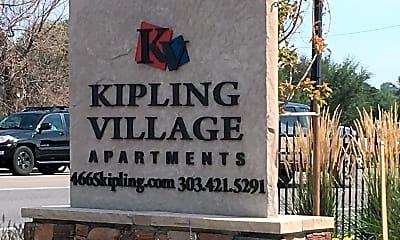 Kipling Village Apartments, 1