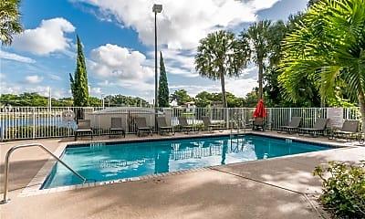 Pool, 145 SW 96th Terrace, 1