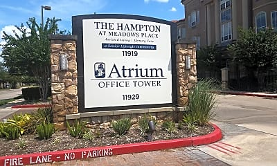 The Hampton at Meadows Place, 1