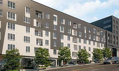 Building, 525 North Avenue NE Unit #1, 2