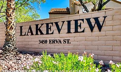 Community Signage, 3450 Erva St, 2