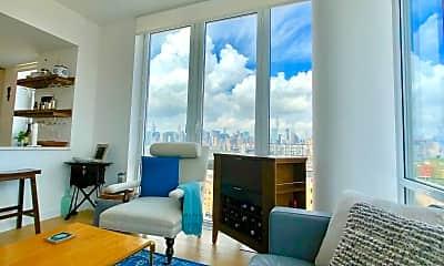 Living Room, 23-10 Queens Plaza S, 1