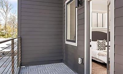 Patio / Deck, 801 Cherokee Ave, 2