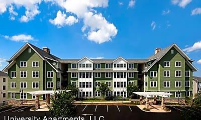 Building, 1115 Wertland St, 1