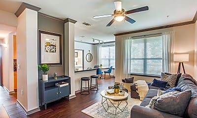 Living Room, 3635 Garden Brook, 0