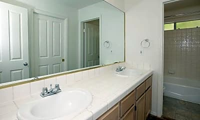Bathroom, Pacific Beach Townhomes, 2